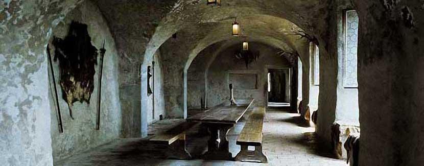 Foto: Burg Meersburg – Rittersaal