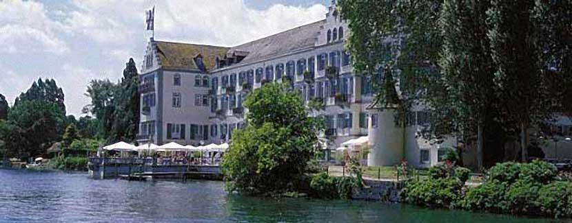 Foto: Steigenberger Inselhotel – Hier kam Ferdinand Graf von Zeppelin zur Welt