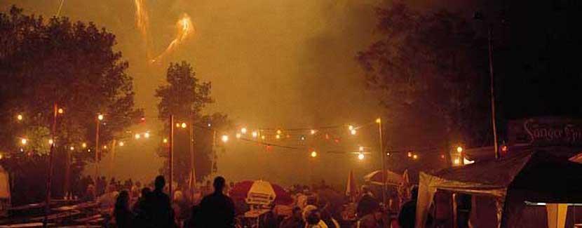 Foto: Gemeinde Salem – Schlossseefest