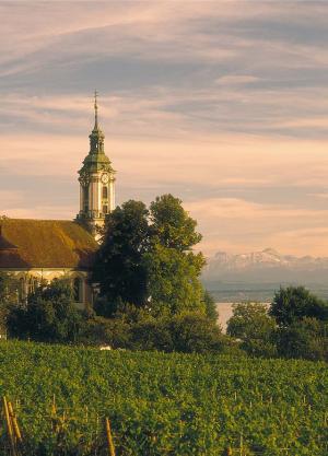 Foto: Peter Kuhnle – Klosterkirche Birnau