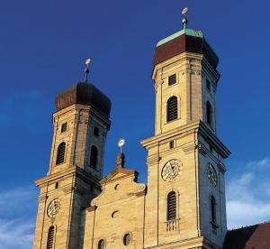 Schlosskirche Friedrichsshafen - das Wahrzeichen der Stadt