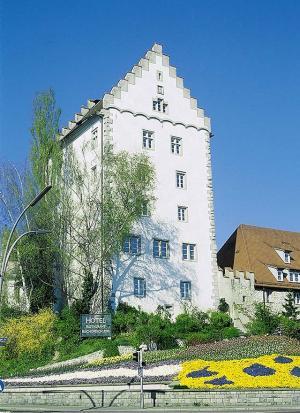 Foto: Bischofschloss - Wahrzeichen von Markdorf