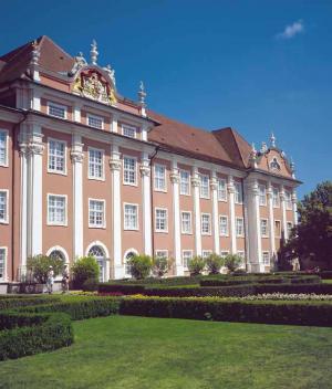 Foto: Meersburg Tourismus - Neues Schloss Meersburg