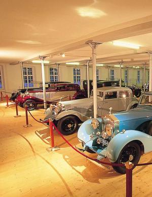 Foto: Rolls-Royce-Museum Dornbirn