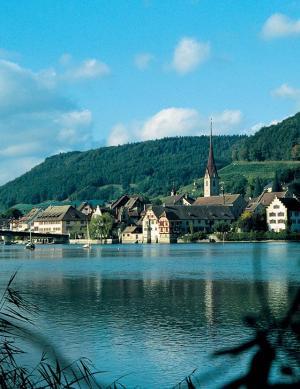 Foto: Tourismusverband Ostschweiz - Stein am Rhein