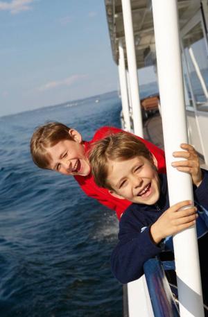 Foto: VSU – Eine Schifffahrt – nicht nur für Kinder ein besonderes Erlebnis!
