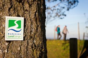 Bodensee LandGänge - Wandern mit Seegefühl