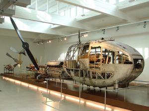 Foto: Zeppelinmuseum Friedrichshafen - Motorgondel