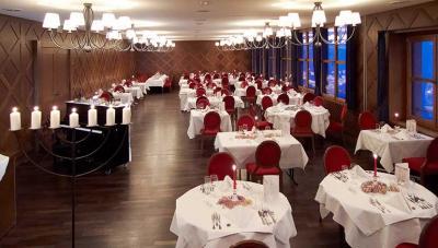 Foto: Burgrestaurant Gebhardsberg - Montfortsaal